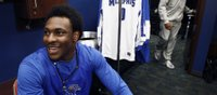 Memphis forward Tarik Black transfers to KU