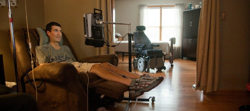 For People With Als Partners Become Primary Caregivers