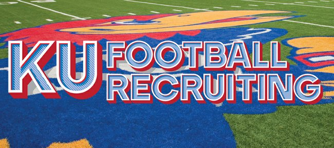 Kansas University football recruiting.