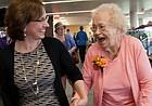 KU dining hall namesake 'Mrs. E' dies at 98