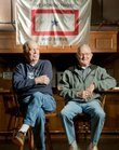 Korean War veterans and Lawrence residents Leo Langlois, left, and Mel Lisher, pictured at the American Legion, were part of a group of  Kansas veterans who got to visit Washington, D.C., with the Honor Flight program earlier this year.