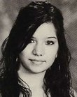 This Topeka High School yearbook photo from 2011 shows Sarah B. Gonzales McLinn as a junior.