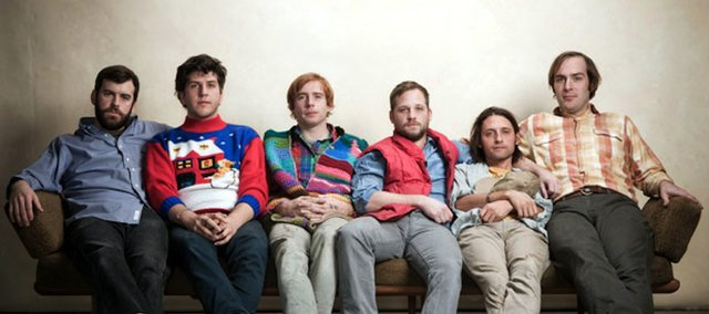 Celebrated rock band Dr. Dog plays at 8 p.m. at Liberty Hall, 644 Massachusetts St.
