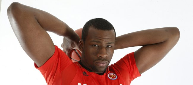 Kansas University signee Cliff Alexander, who will play in the McDonald's All-American Game Wednesday, says he hasn't made up his mind about a one-and-done college season.