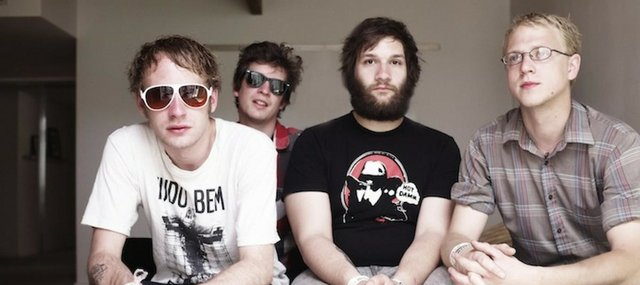 Rockers Deer Tick are at the Granada with The Hold Steady on Monday night. Doors open at 8.