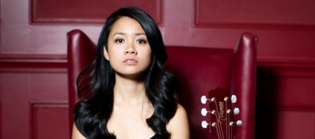 "Lawrence-based Kawehi is a self-described ""DIY"" musician."