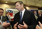 Kobach to announce plans on governor's race within 2 months