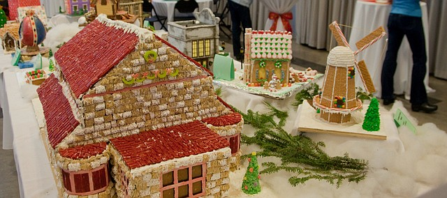 It's a worthwhile cause that's good enough to eat (although you probably wouldn't want to)! The Big Brothers Big Sisters Gingerbread Festival and Live Auction event is at 7 p.m. at Abe & Jake's Landing, 8 E. Sixth St. Come out and see all the gingerbread creations, and place your bid to benefit advocacy for kids!