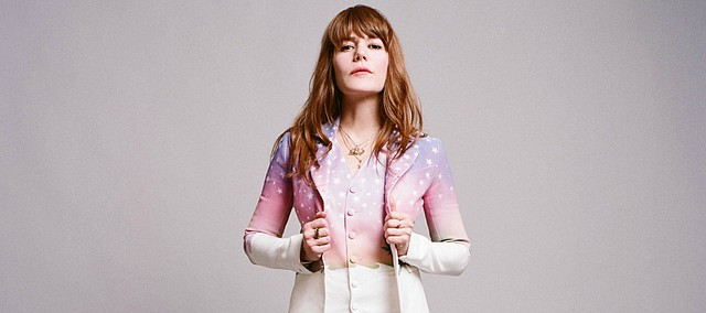 Singer-songwriter Jenny Lewis will perform tonight at Liberty Hall at 7 p.m. With three solo albums under her belt after success with the band Rilo Kiley, Lewis brings her own sound to the Lawrence stage. Tickets are $21 for the floor and $25 for reserved balcony and are available at the Liberty Hall box office.