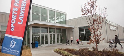 Sports Pavilion Lawrence at Rock Chalk Park