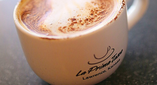 La Prima Tazza: Best Coffee or Tea Shop, Best of Lawrence 2015