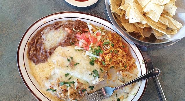 El Potro: Best Mexican Restaurant, Best of Lawrence 2015