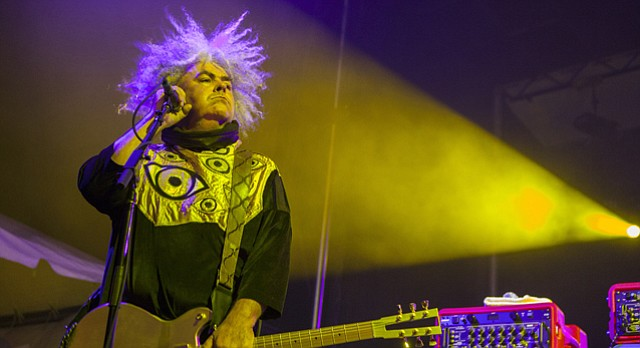 Buzz Osborne and The Melvins are scheduled to perform at 9 p.m. Sunday at the Bottleneck.