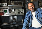 Filmmaker and University of Kansas professor Kevin Willmott is pictured in this file photo from November 2011.