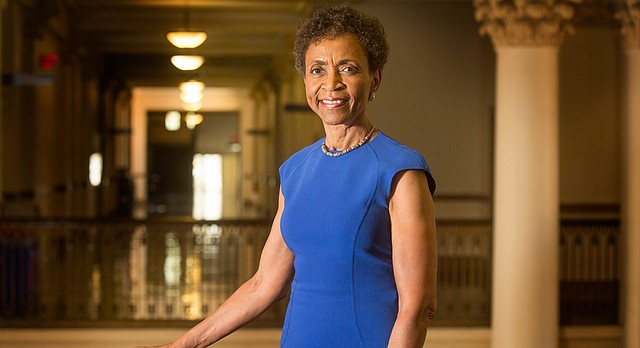 KU Chancellor Bernadette Gray-Little