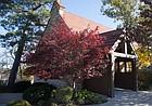 KU's Danforth Chapel, pictured Friday, Nov. 6, 2015.