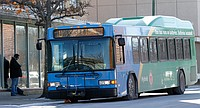 City's transit service receives state award for highest ridership