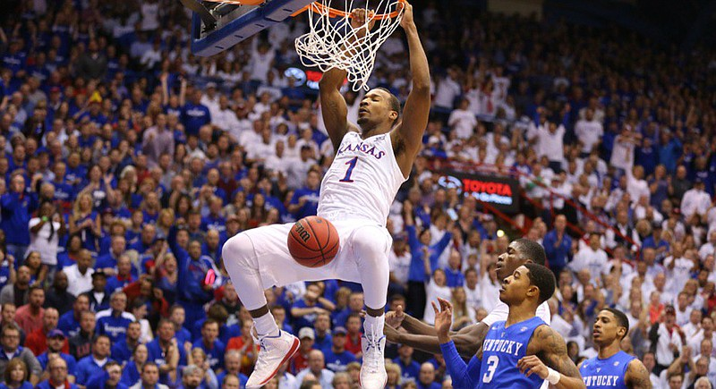 KU falls to No. 7 in AP poll; Jayhawks take over longest active Top 25  streak from Duke