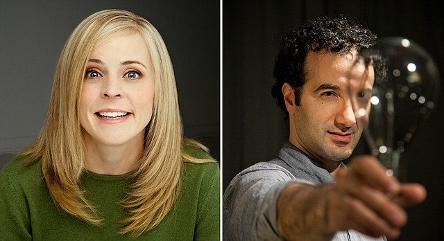 "Comedian Maria Bamford and ""Radiolab"" host Jad Abumrad have been announced as the headliners for this year's Free State Festival."