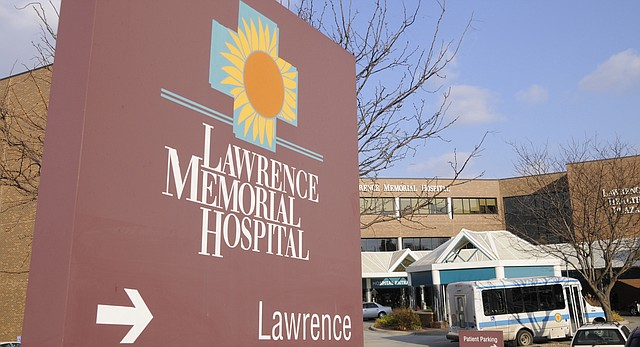 Lawrence Memorial Hospital, 325 Maine St.