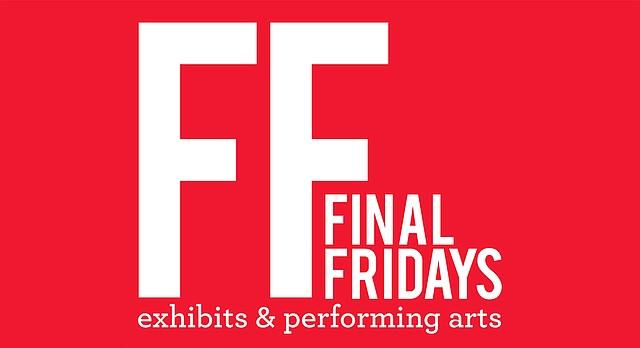 Final Fridays logo