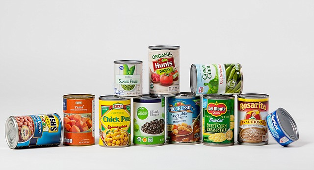 Offering parking violators the option to pay their fines with canned goods or monetary donations to food pantries could turn from idea into reality if approved by the City Commission on Tuesday.
