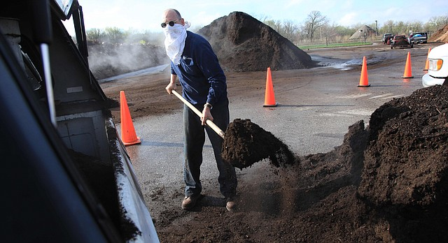 lawrence compost facility opens to public saturday