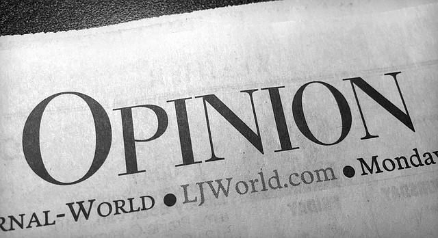 Lawrence Journal-World opinion section