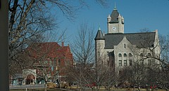 Douglas County Courthouse, 1100 Massachusetts St.