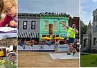 Weekend Guide: Downtown Lawrence Olympic Shot Put; Cinema a Go Go; Earth Day Parade and Celebration; Day of Creativity; 'Doctor Who' tea party
