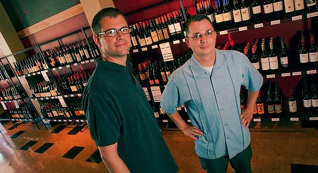 City Wine Market: Best Wine List, Best of Lawrence 2016
