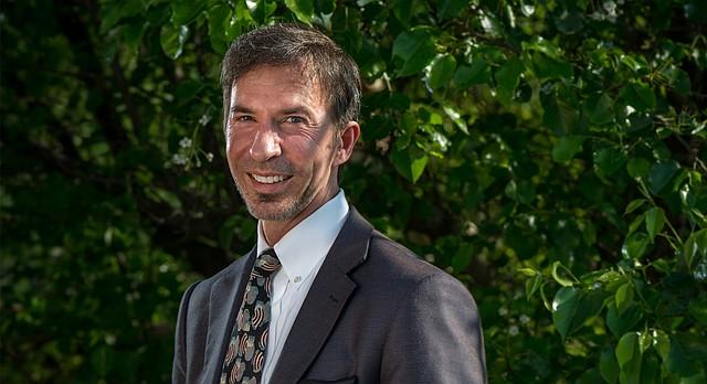 Stephen Ilardi: Best Teacher - University, Best of Lawrence 2016