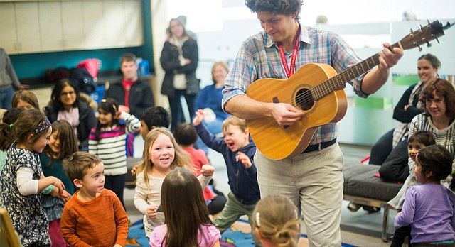 Lawrence Public Library: Best Family Fun, Best of Lawrence 2016