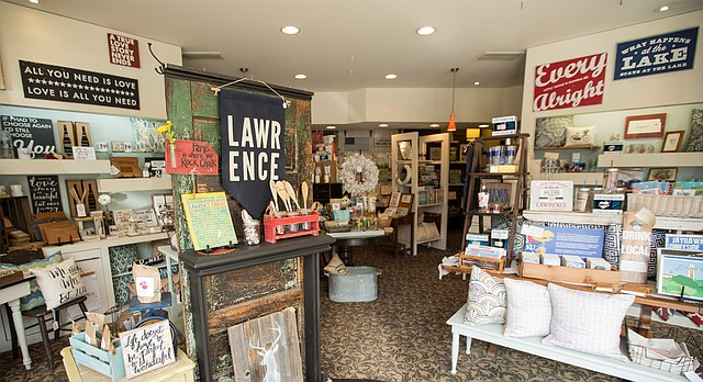 made: Best Gift Shop, Best of Lawrence 2016