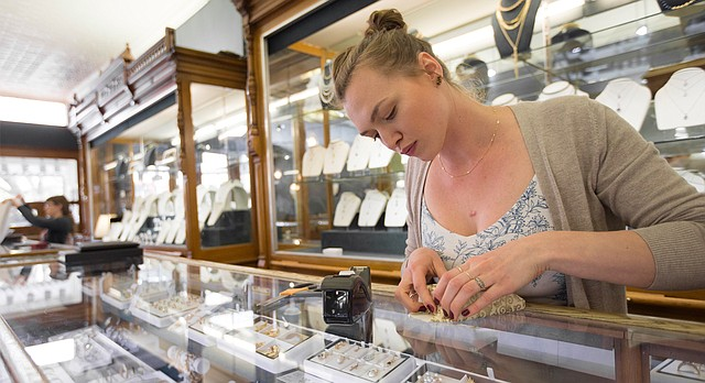Marks Jewelers: Best Jewelry Store, Best of Lawrence 2016