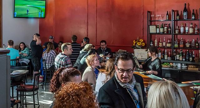 Merchants Pub & Plate: Best Happy Hour, Best of Lawrence 2016