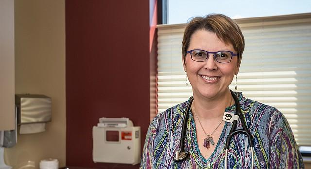 Karen Roberts, Internal Medicine Group: Best Nurse, Best of Lawrence 2016
