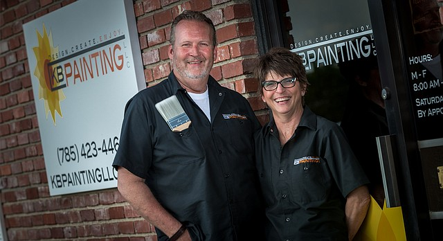 KB Painting: Best Painting Services, Best of Lawrence 2016