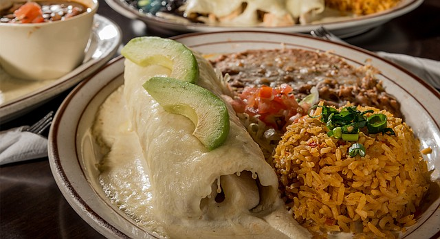 El Potro: Best Mexican Food, Best of Lawrence 2016