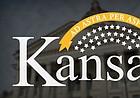 Kansas Statehouse in Topeka, February 2014.
