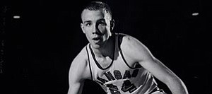Former KU men's basketball player Al Kelley, a member of the 1952 national championship team and 1960 Olympic gold medalist.