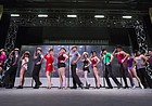 Theatre Lawrence to open 40th season with 'A Chorus Line'