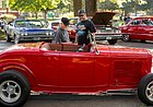 Country crooner Chuck Mead, hundreds of hot rods to descend upon South Park for annual car show
