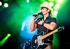 Country music star Brad Paisley to perform free outdoor concert at KU