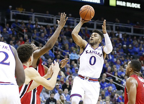 Fewer minutes far from the only way Bill Self seeks rest for key players