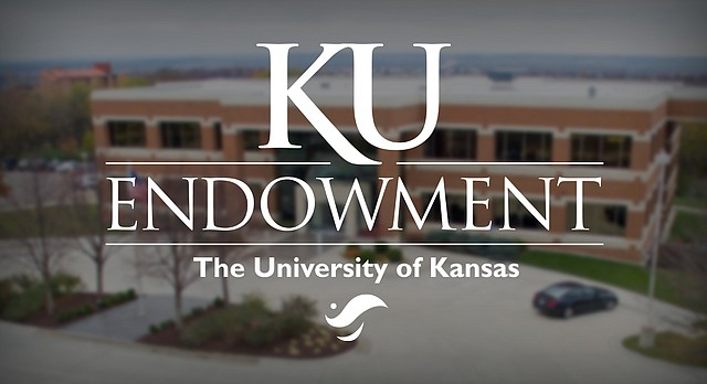 KU Endowment, at 1891 Constant Ave., is shown in this Journal-World file photo from Nov. 23, 2016.