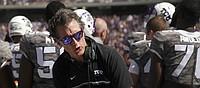 Offensive coordinator Doug Meacham highest-paid Kansas football assistant, D-coordinator Clint Bowen close second