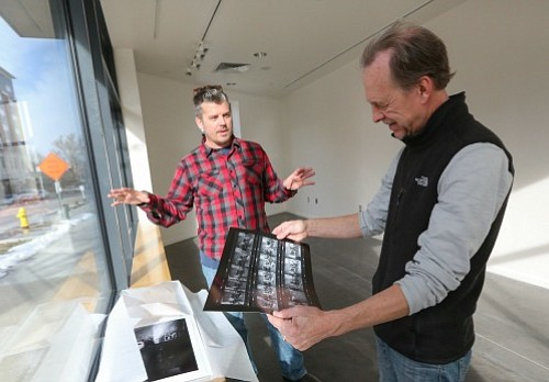 A process revealed: Arts Center exhibit gives glimpse into photojournalism