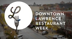 Downtown Lawrence Restaurant Week 2017