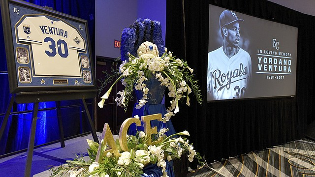 Royals Gather In Private To Remember Celebrate Ventura